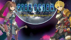 Star Ocean: The Last Hope cover