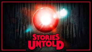 Stories Untold cover