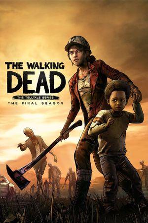 The Walking Dead: The Final Season cover
