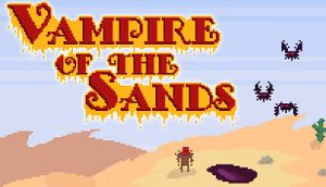 Vampire of the Sands cover