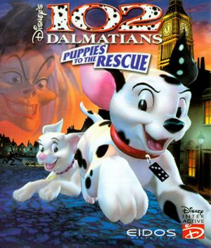 102 Dalmatians: Puppies to the Rescue cover