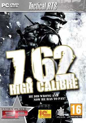 7.62 High Calibre cover