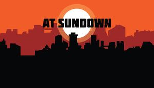 At Sundown cover