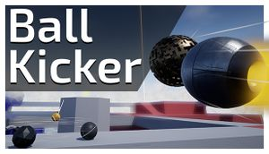 Ball Kicker cover