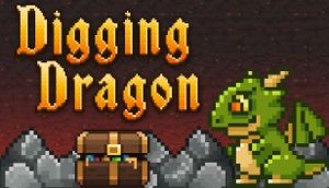 Digging Dragon cover