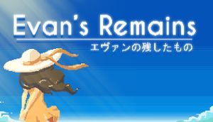 Evan's Remains cover