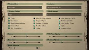Pillars of Eternity II: Deadfire - PCGamingWiki PCGW - bugs, fixes