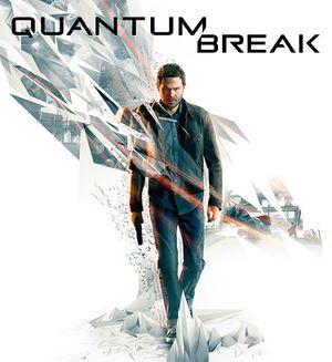 Quantum Break cover