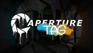 Aperture Tag: The Paint Gun Testing Initiative cover