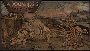 Apocalipsis cover