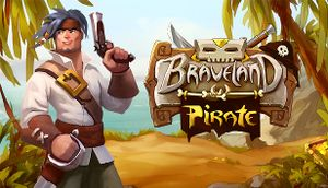 Braveland Pirate cover