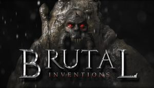 Brutal Inventions cover