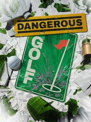 Dangerous Golf cover
