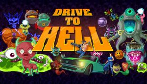Drive to Hell cover