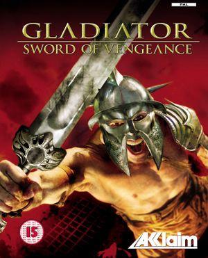 Gladiator: Sword of Vengeance cover
