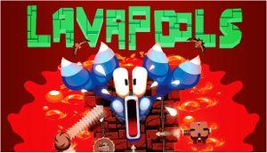 Lavapools cover