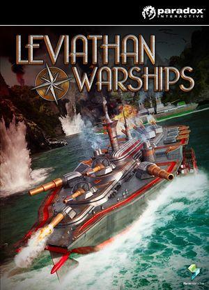 Leviathan: Warships cover