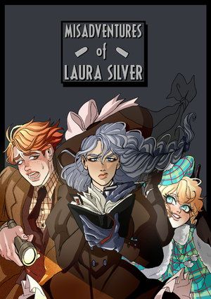 Misadventures of Laura Silver: Chapter I cover
