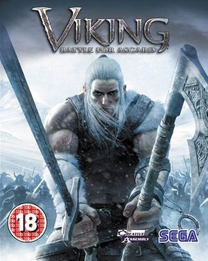 Viking: Battle for Asgard cover