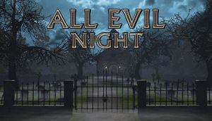 All Evil Night cover