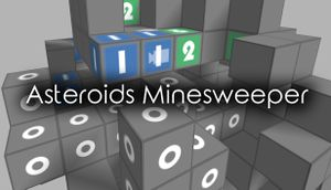 Asteroids Minesweeper cover