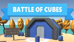 Battle of Cubes cover