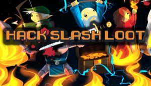 Hack, Slash, Loot cover