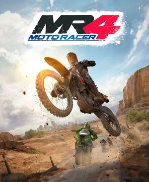 Moto Racer 4 cover