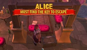Alice Must Find the Key to Escape cover
