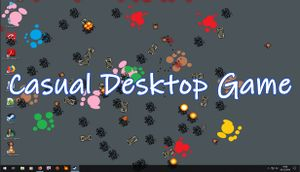 Casual Desktop Game cover