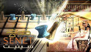 Egyptian Senet cover