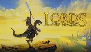 Lords of Magic cover