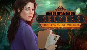 The Myth Seekers: The Legacy of Vulcan cover