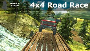 4x4 Road Race cover