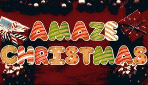 Amaze Christmas cover