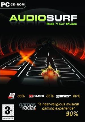 Audiosurf cover