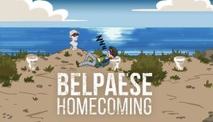 BELPAESE: Homecoming cover