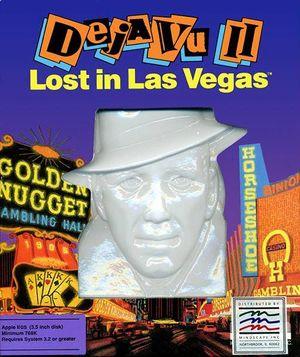 Deja Vu II: Lost in Las Vegas cover
