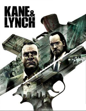 Kane & Lynch: Dead Men cover