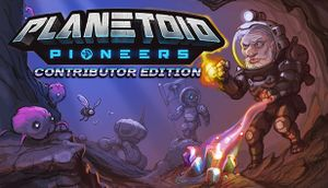 Planetoid Pioneers cover