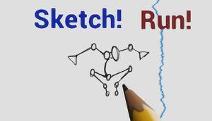 Sketch! Run! cover