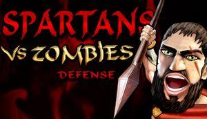 Spartans Vs Zombies Defense cover
