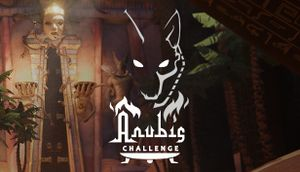 Anubis' Challenge cover