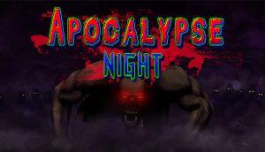 Apocalypse Night cover