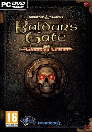 Baldur's Gate: Enhanced Edition cover