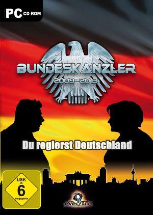 Bundeskanzler 2009-2013 cover