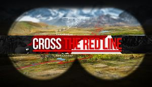 Cross The Red Line cover
