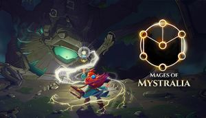 Mages of Mystralia cover