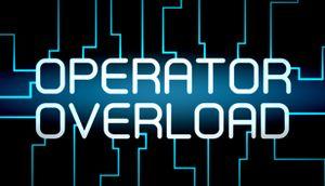 Operator Overload cover