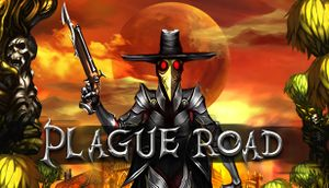 Plague Road cover